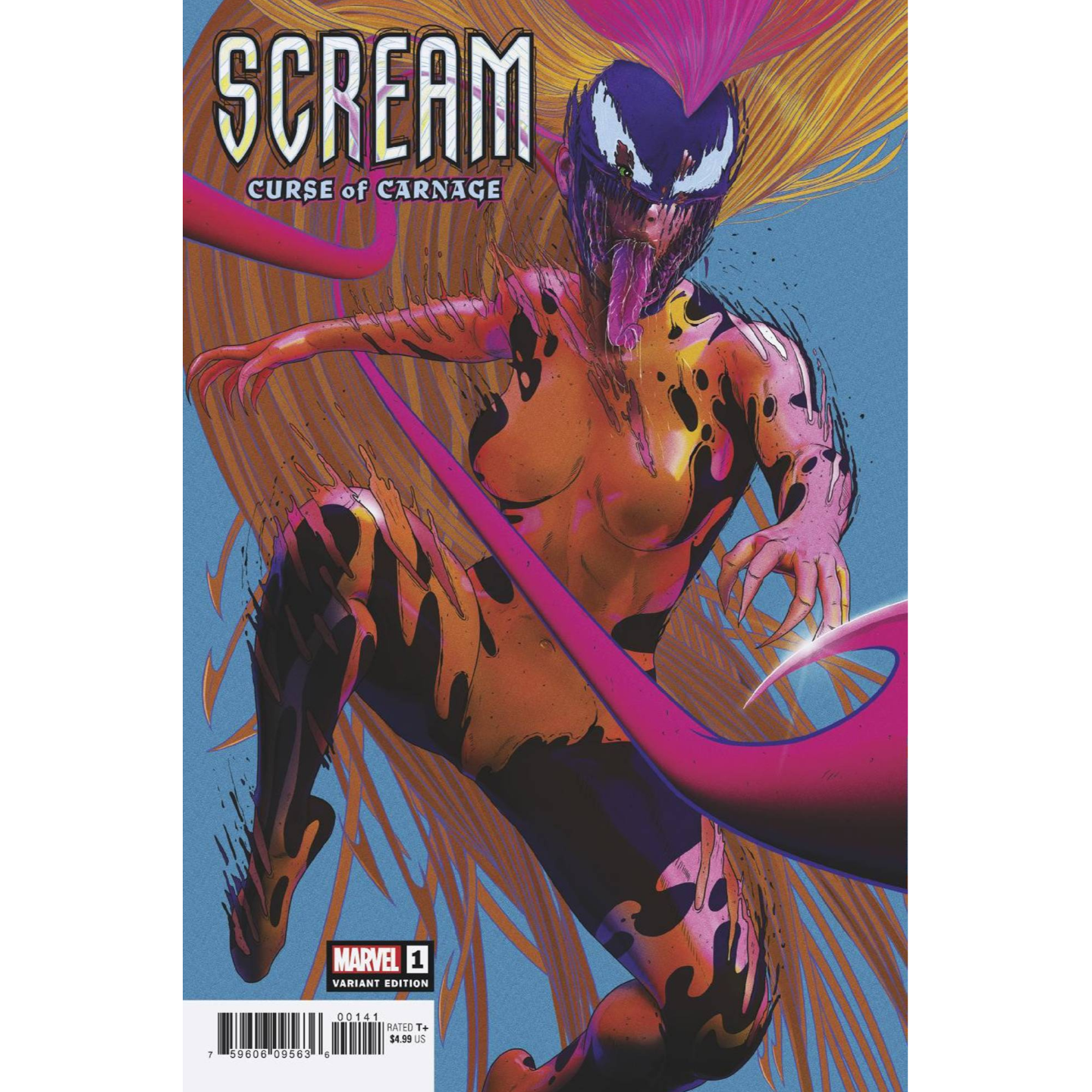SCREAM: CURSE OF CARNAGE #1 - SULLO VAR