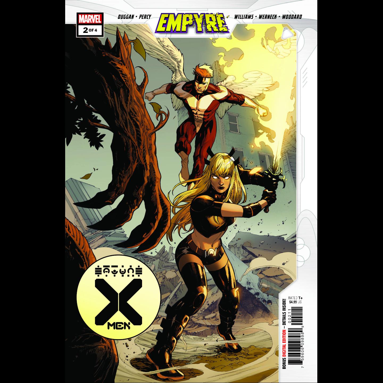 EMPYRE X-MEN #2 (OF 4)