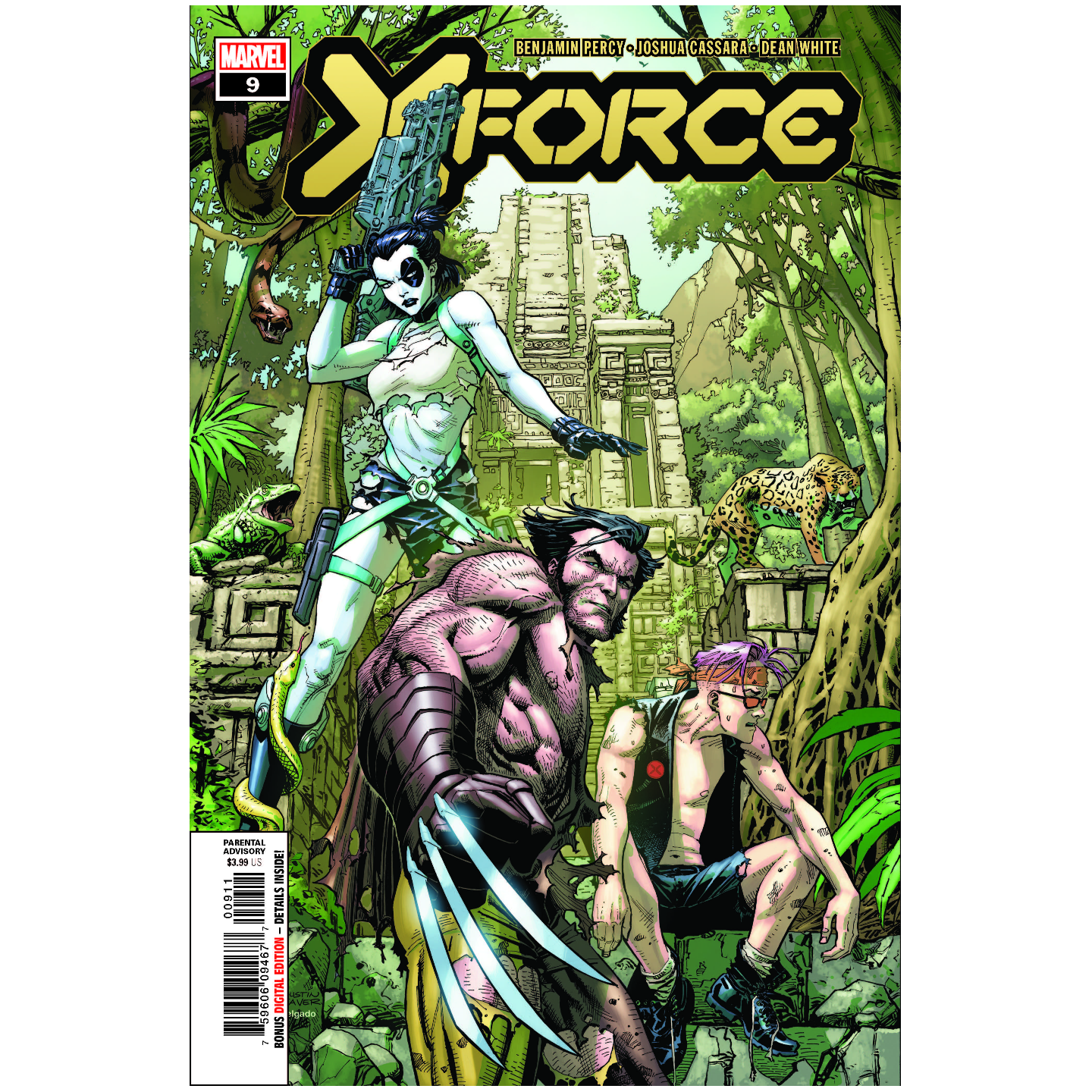 X-FORCE #9 DX