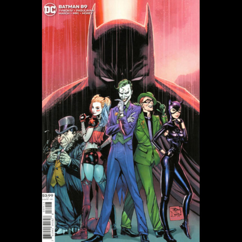 BATMAN #89 3RD PTG