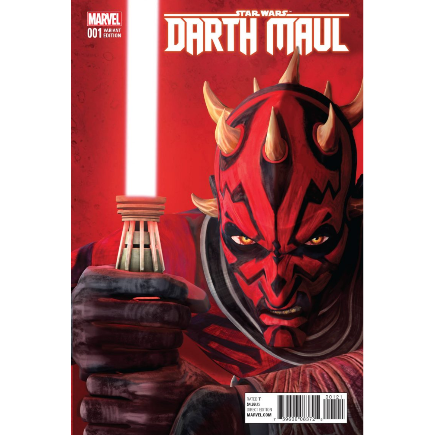 STAR WARS: DARTH MAUL #1 - ANIMATION