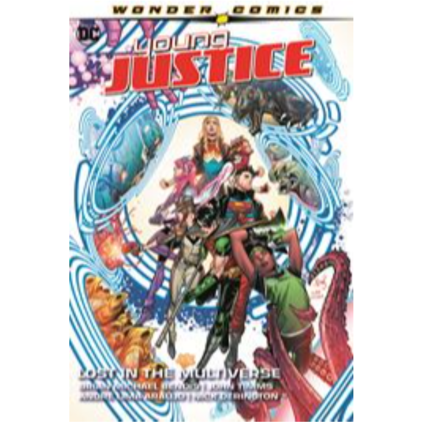 YOUNG JUSTICE VOL 02 LOST IN THE MULTIVERSE TP