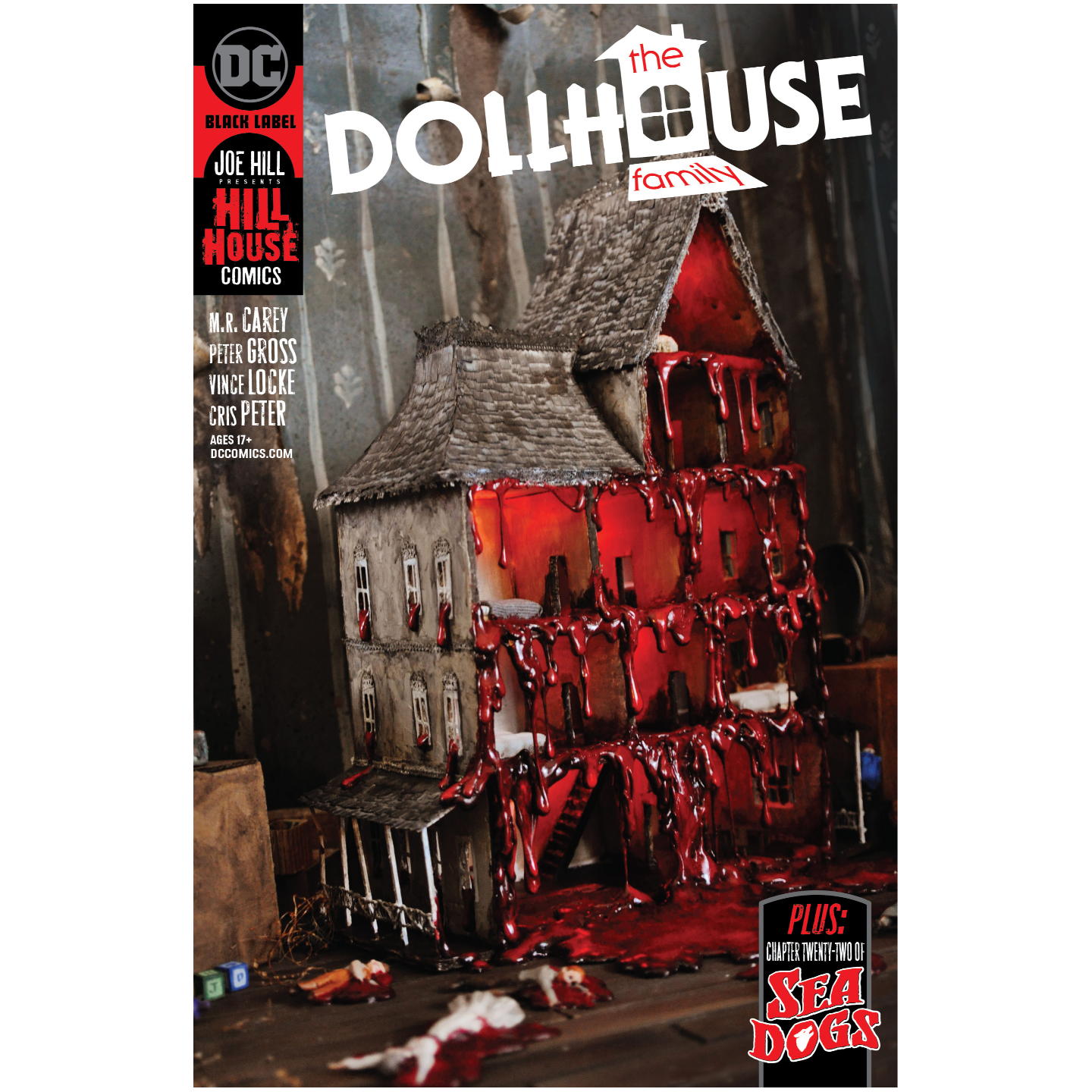 DOLLHOUSE FAMILY #6 (OF 6) (MR)