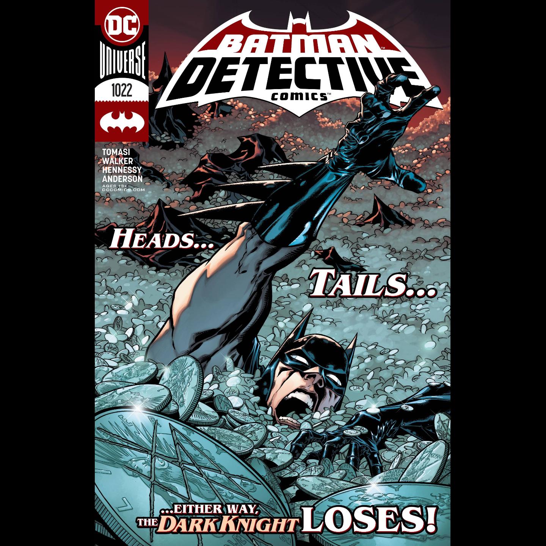 DETECTIVE COMICS #1022
