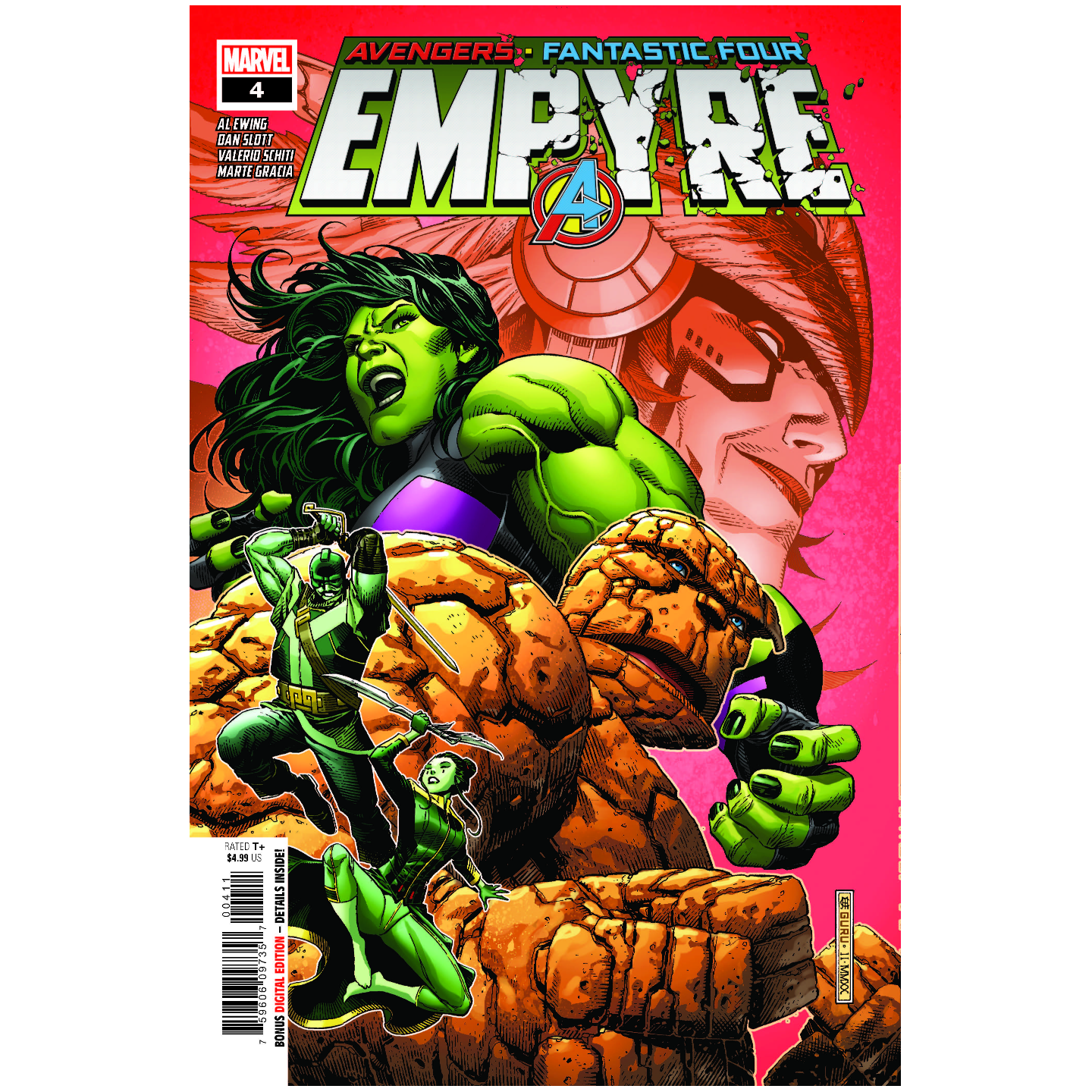 EMPYRE #4 (OF 6)