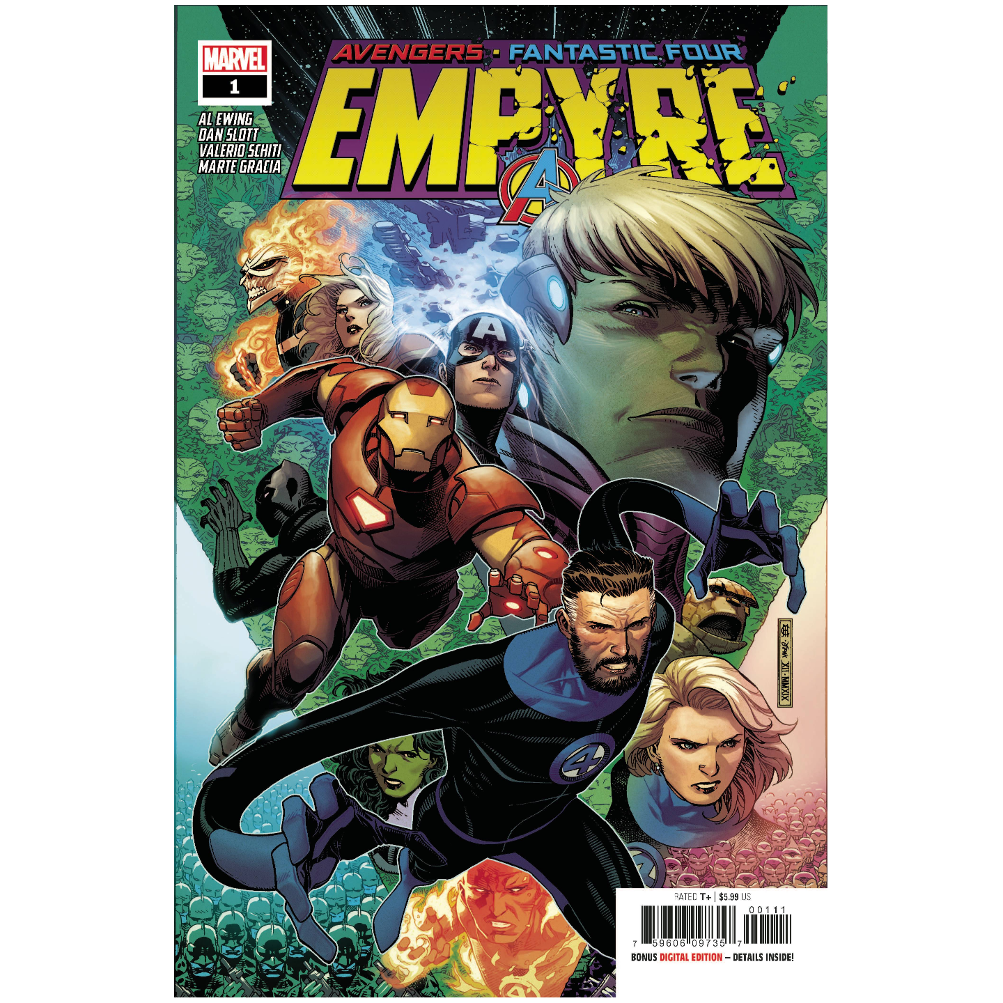 EMPYRE #1 (OF 6)