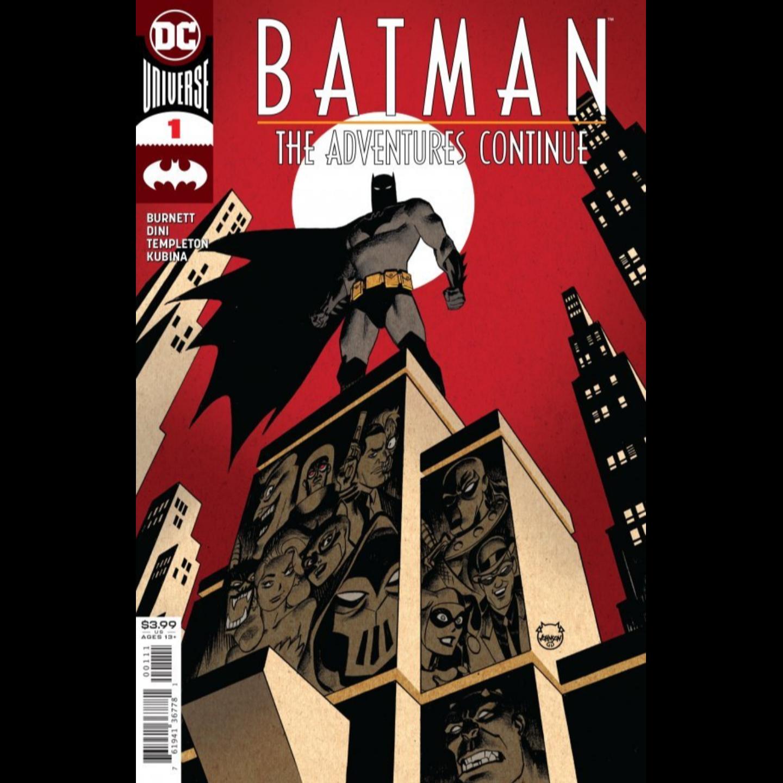 BATMAN THE ADVENTURES CONTINUE 1