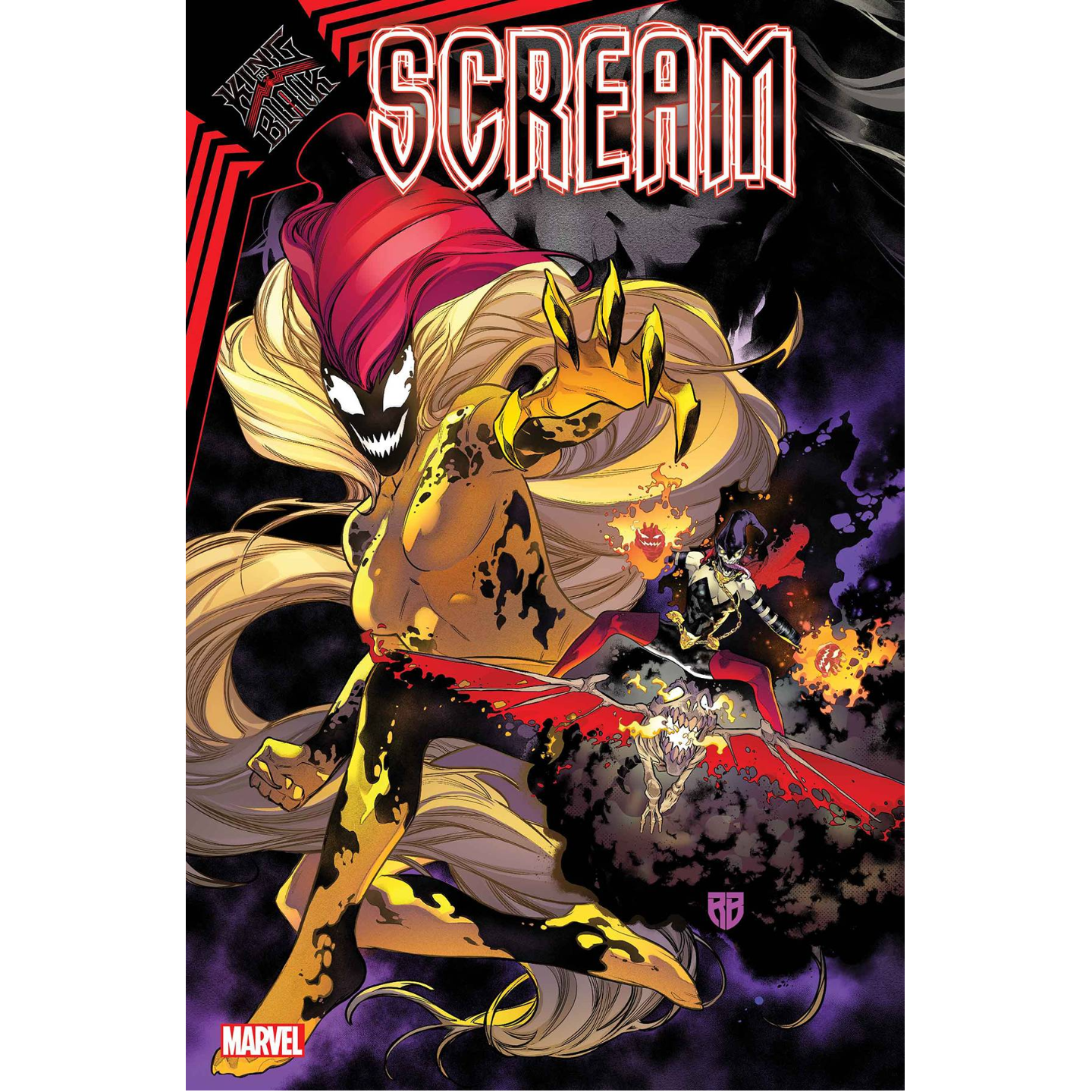 KING IN BLACK SCREAM #1