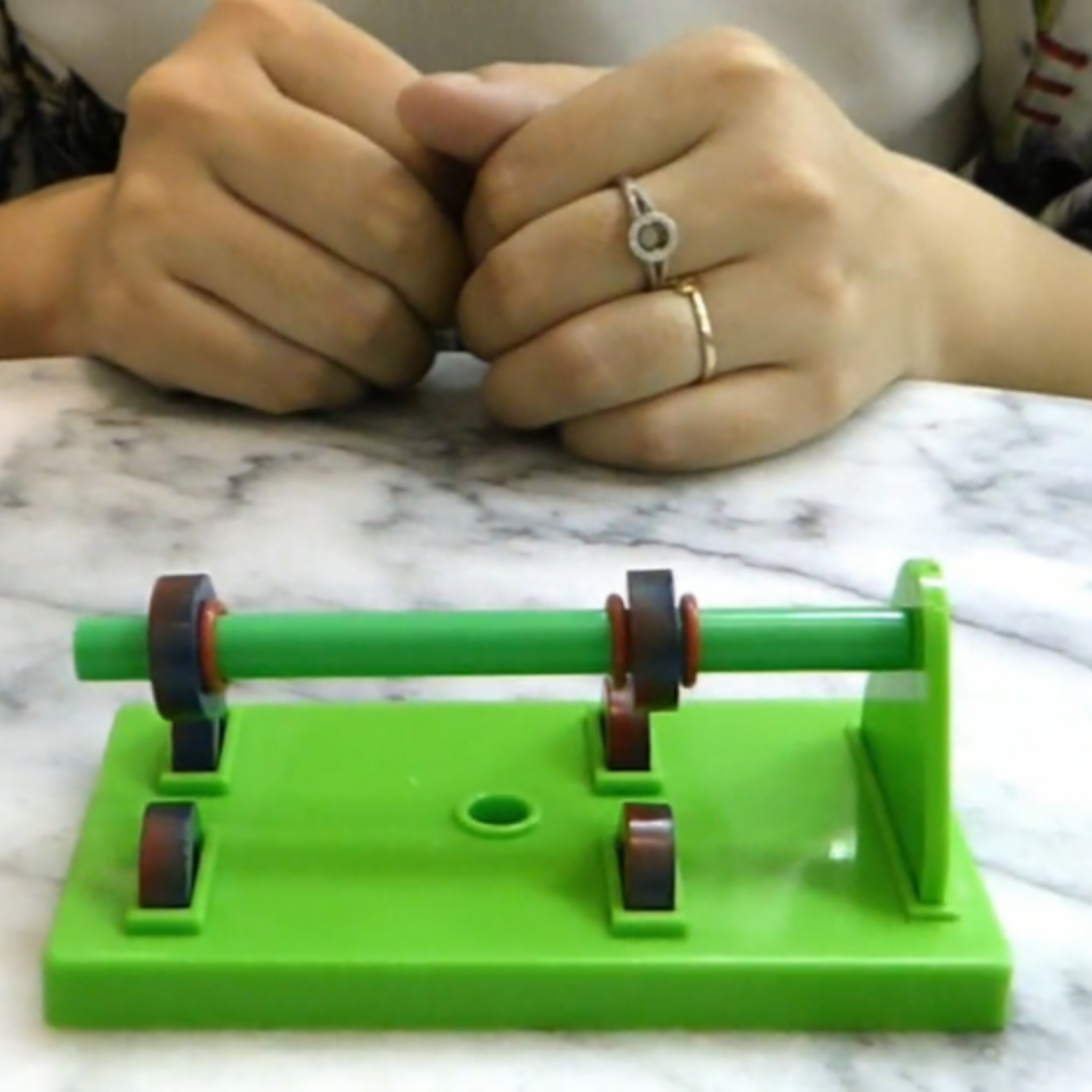 STEM Science Play N Learn 6 Experiments on Magnetism Kit