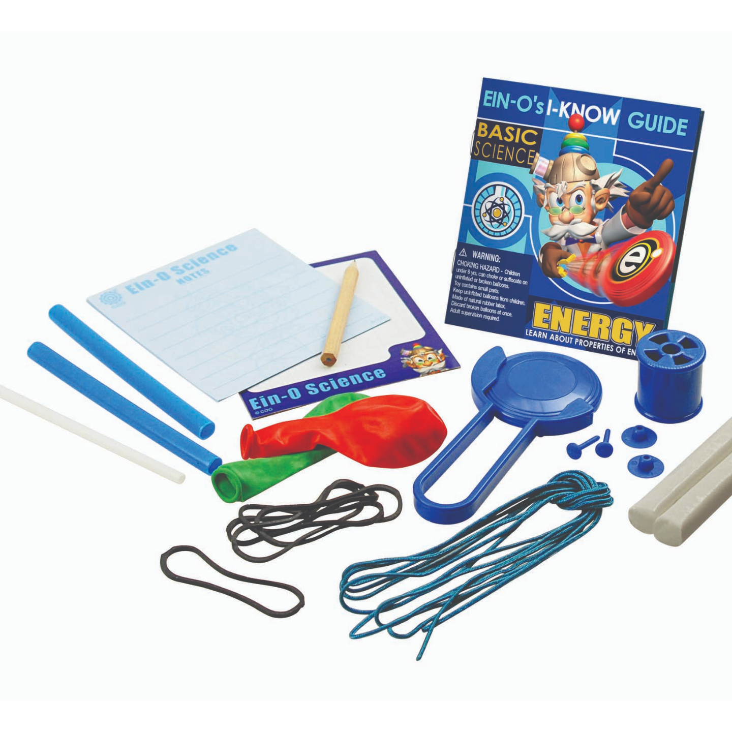 Play N Learn STEM Science Experiment on Energy