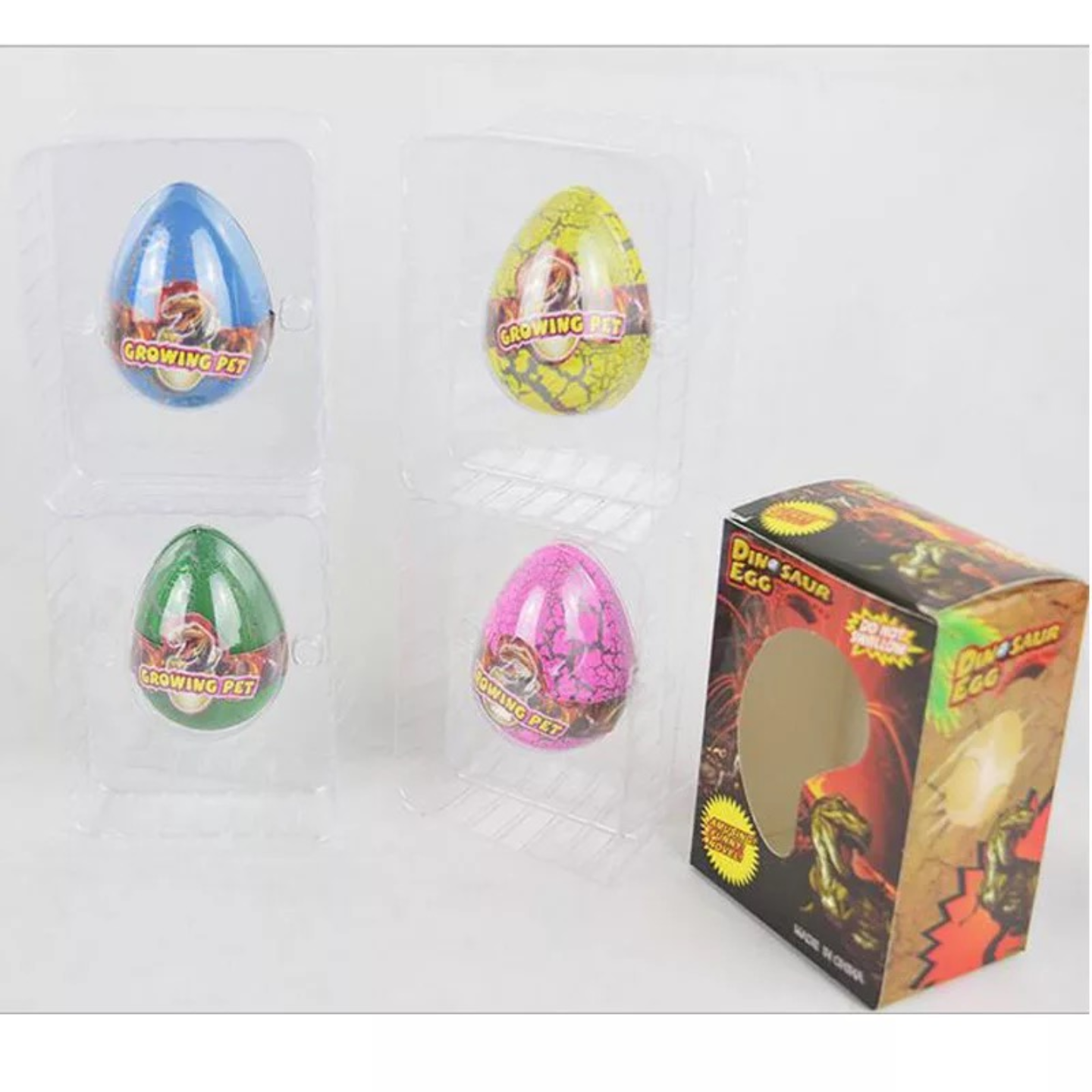 Play N Learn Science Toy  Dinosaur Egg