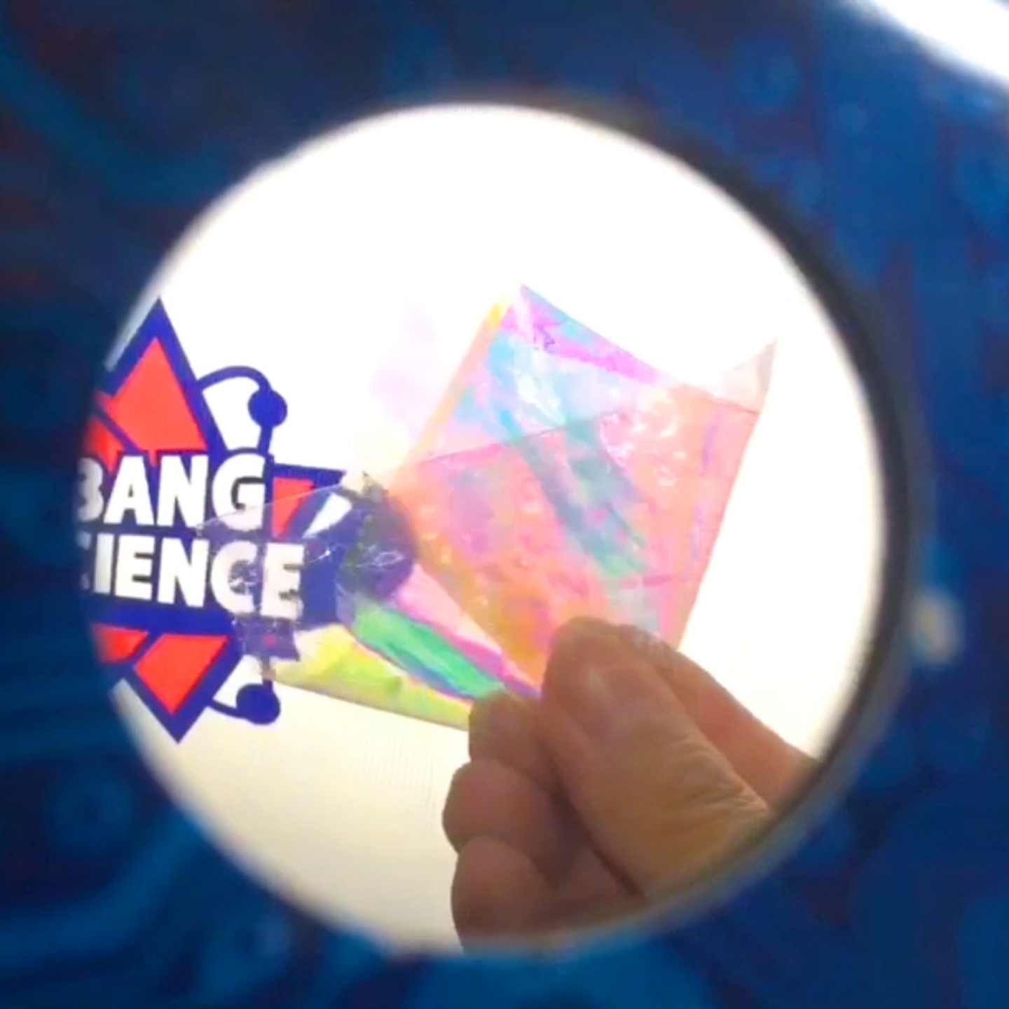 STEM Big Bang Fun Science Light and Shadow Experiments for Kids Learning Resource