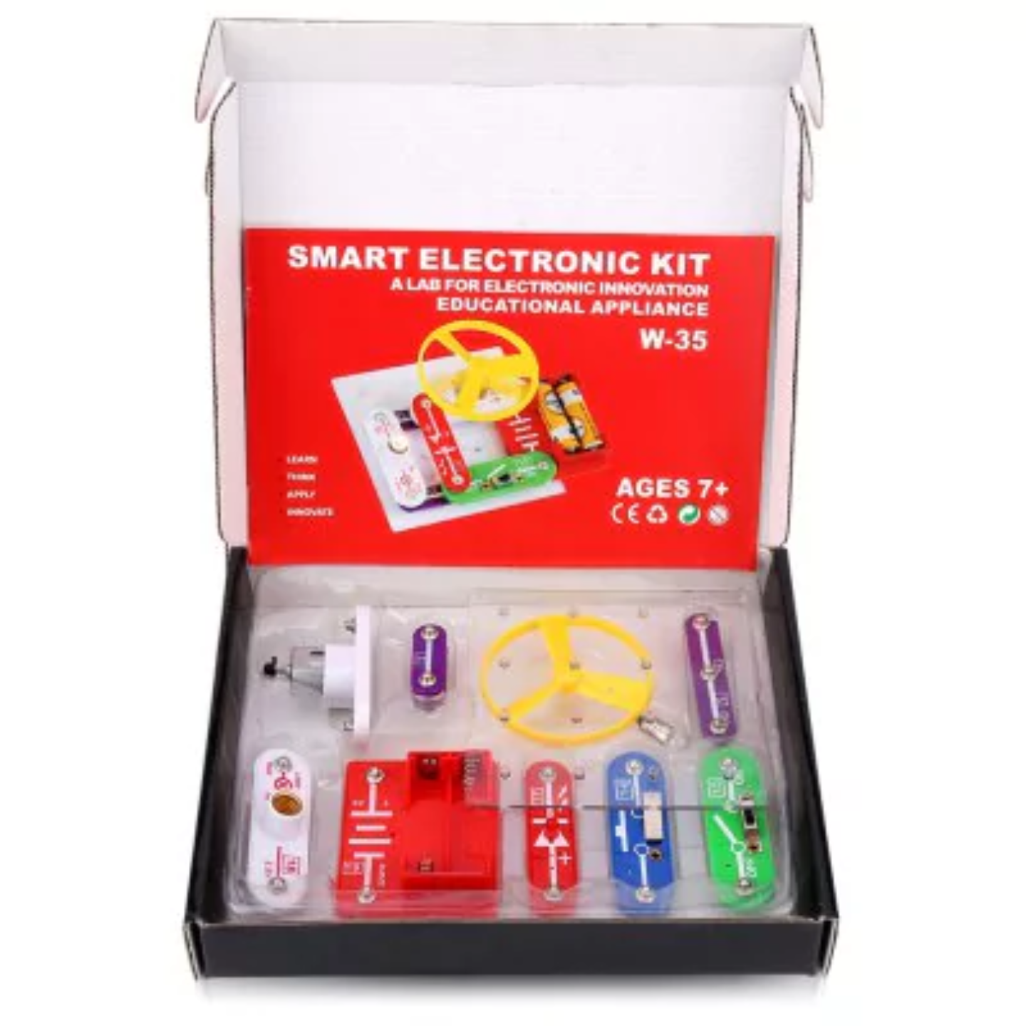 Play N Learn STEM Smart Electronic Kit