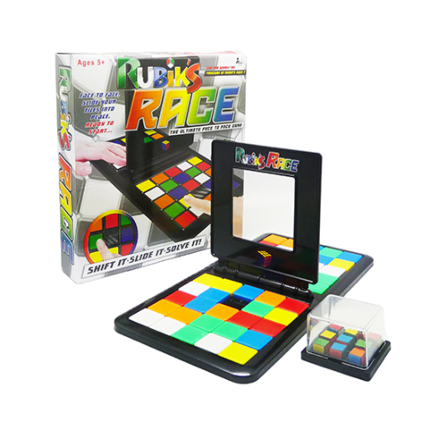Board game Maths Skill Rubik Race Family Game
