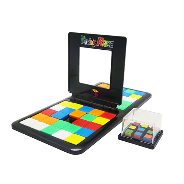 Board game Maths Skill Rubik Race Family Game
