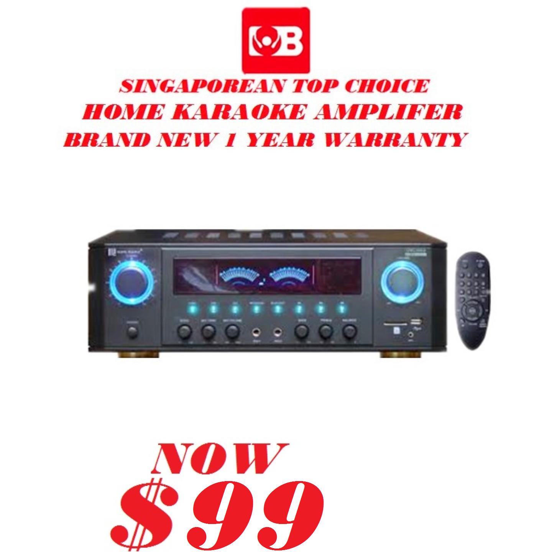 Martin Roland Karaoke Amplifer OVC-3860