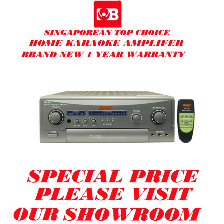 BMB Karaoke Amplifer DAX-850SE