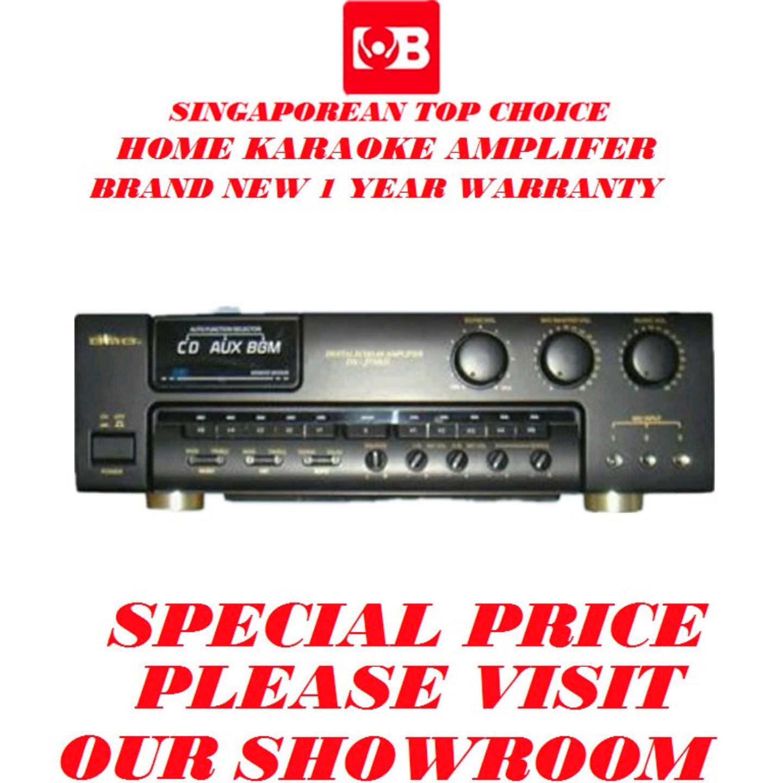 BMB Karaoke Amplifer Da-J7 MK2