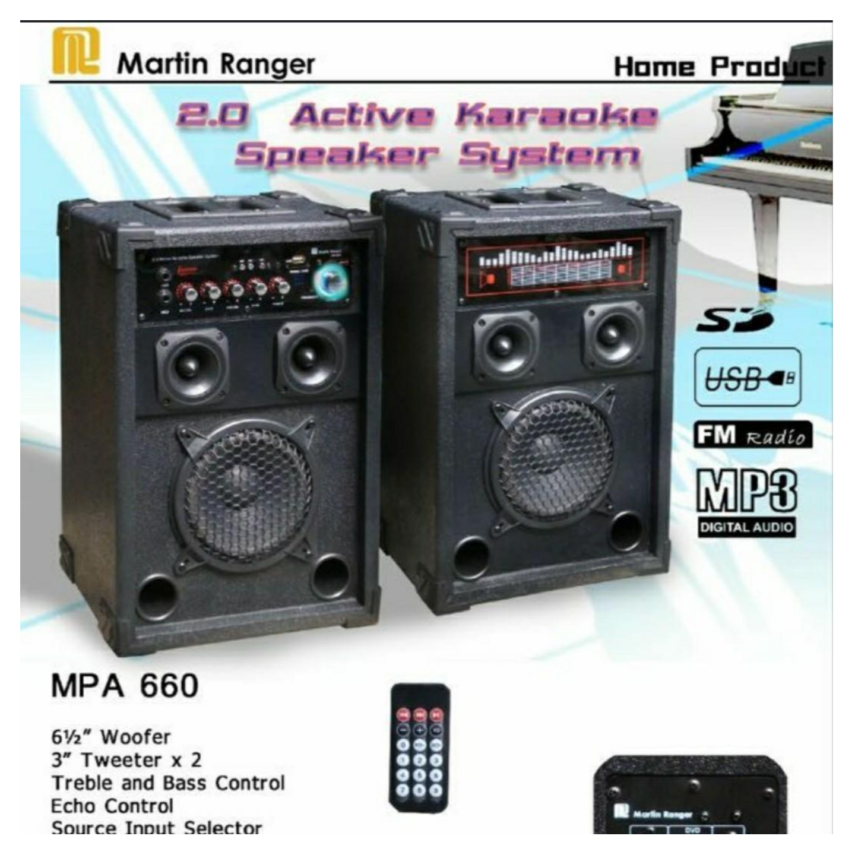 Martin Roland karaoke Package 2