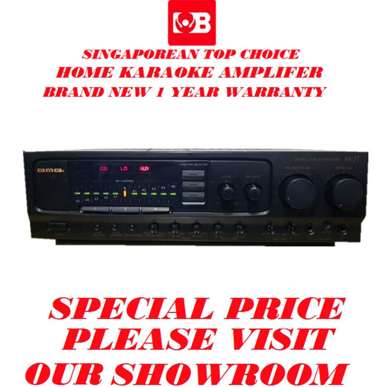BMB Karaoke Amplifer DA-J1