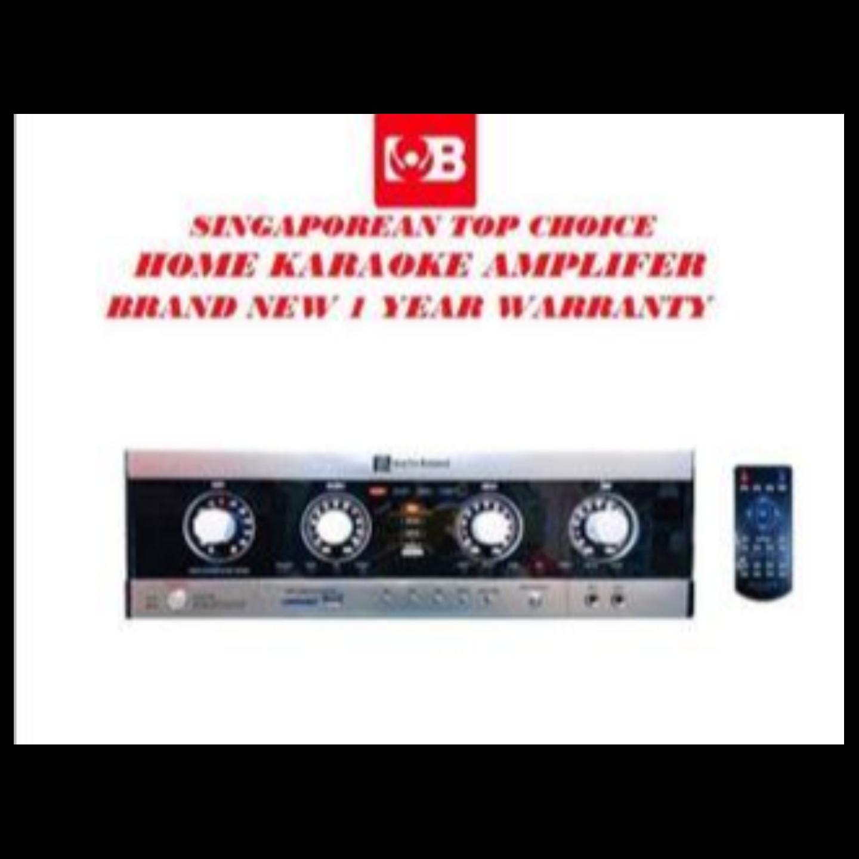 Martin Roland Digital Key Control Bluetooth Amplifer KA-3700B