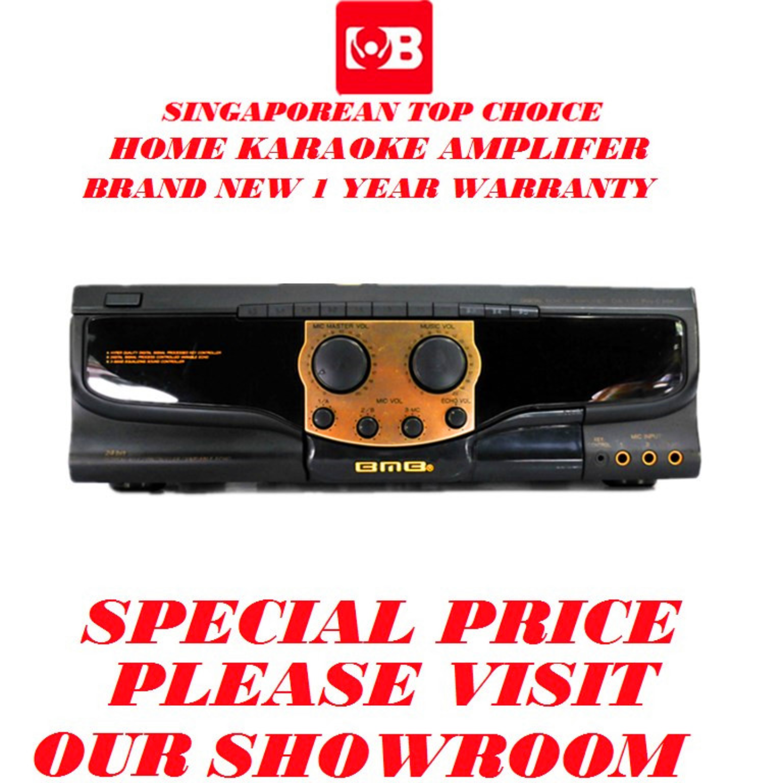 BMB Karaoke Amplifer Dax-55 PRO C MK2