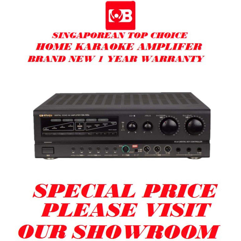 BMB Karaoke Amplifer Da-X2