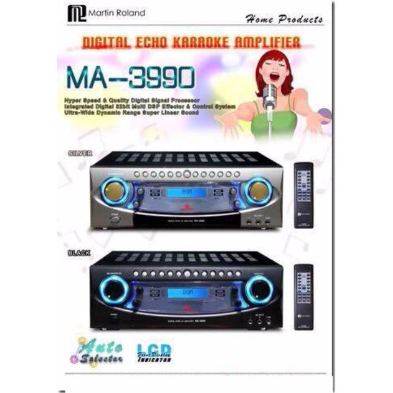 Martin Roland Karaoke Package 5