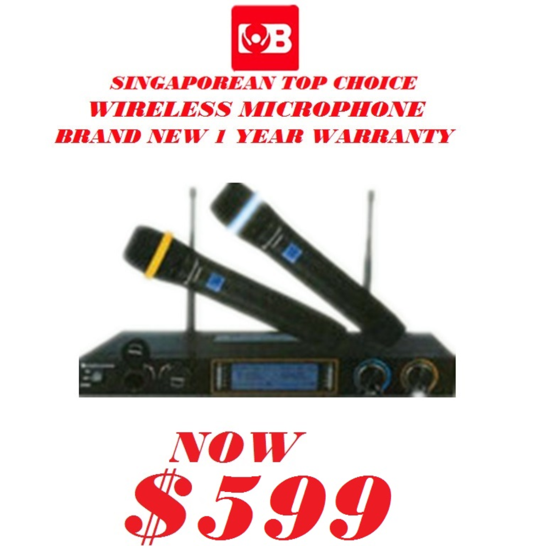 MARTIN RANGER UHF Wireless Microphone Model-U-6800