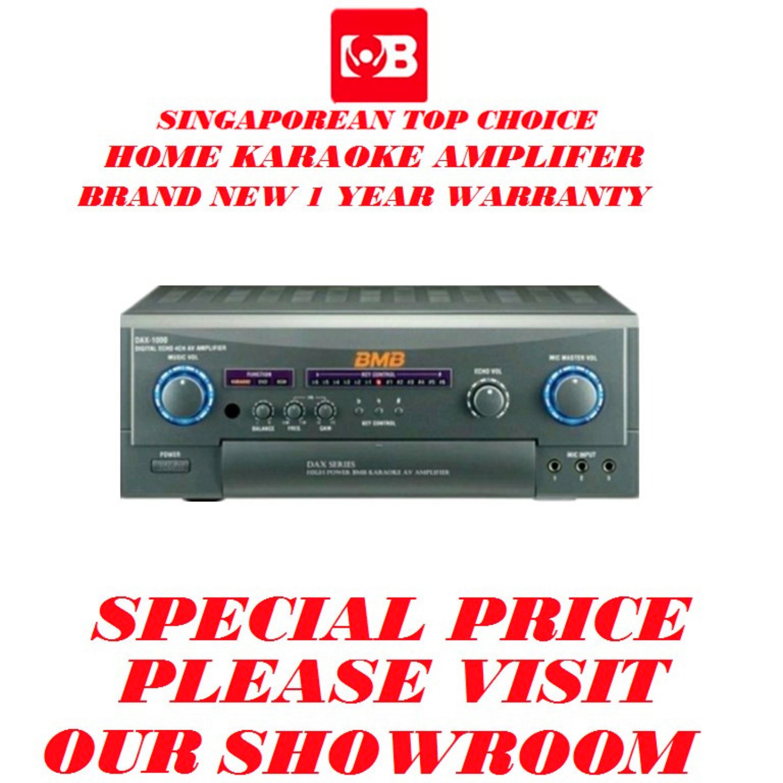 BMB Karaoke Amplifer DAX-1000SE