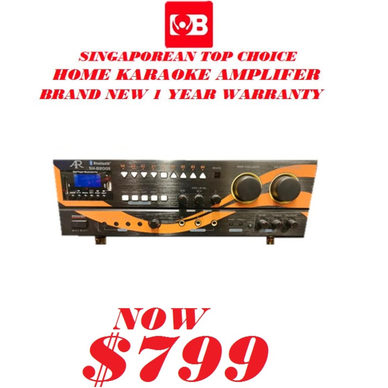AR Karaoke Amplifer SH-8200II