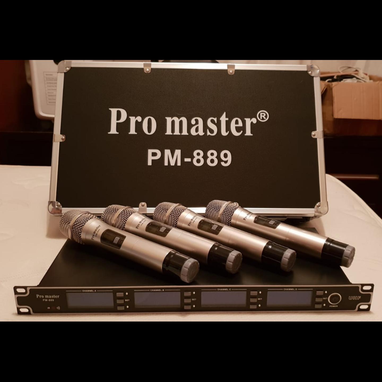 PRO MASTER PM-889 (4pcs)