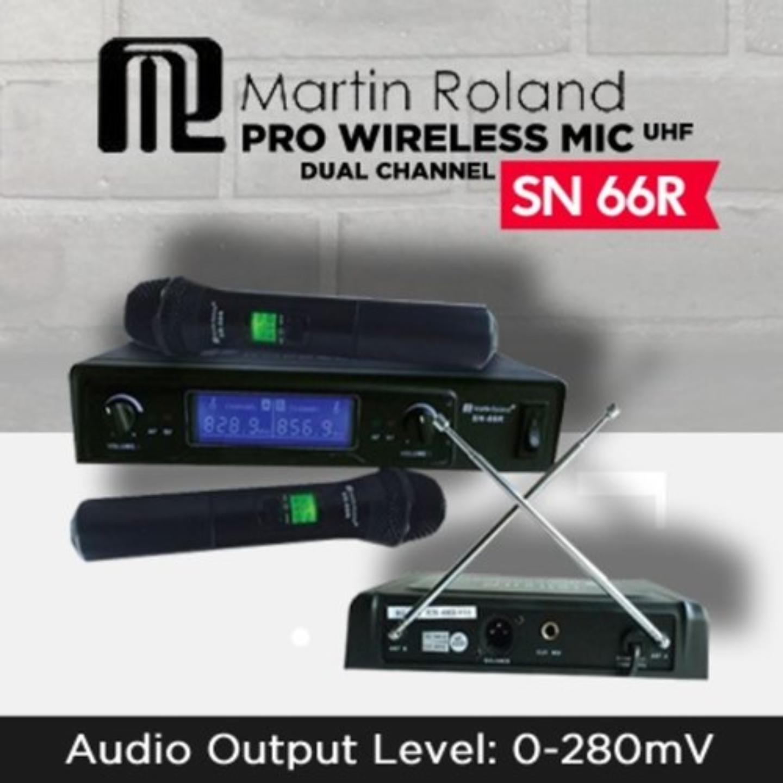 Martin Roland Karaoke Package 3