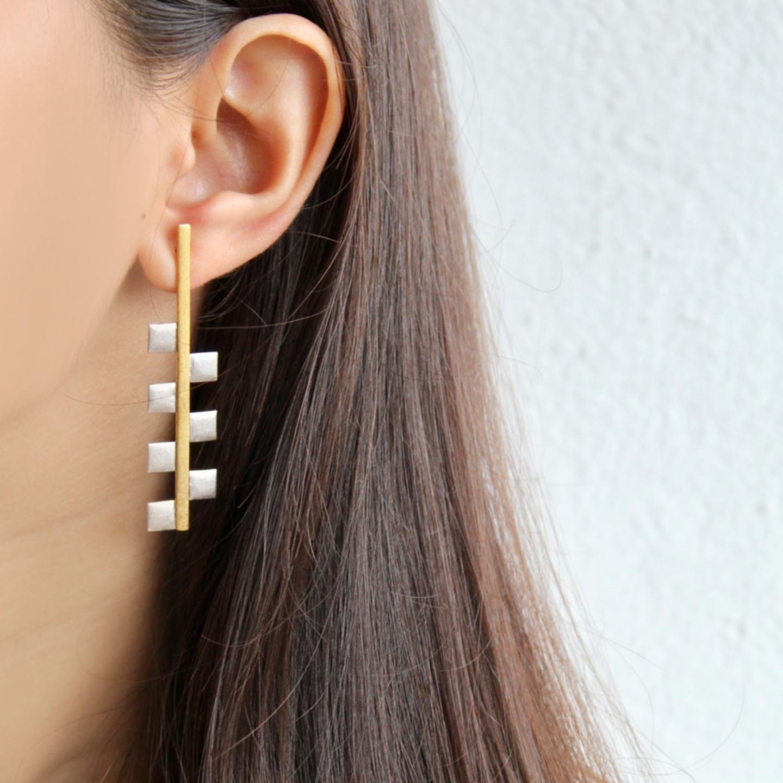 Poetic Earrings(Size-L)