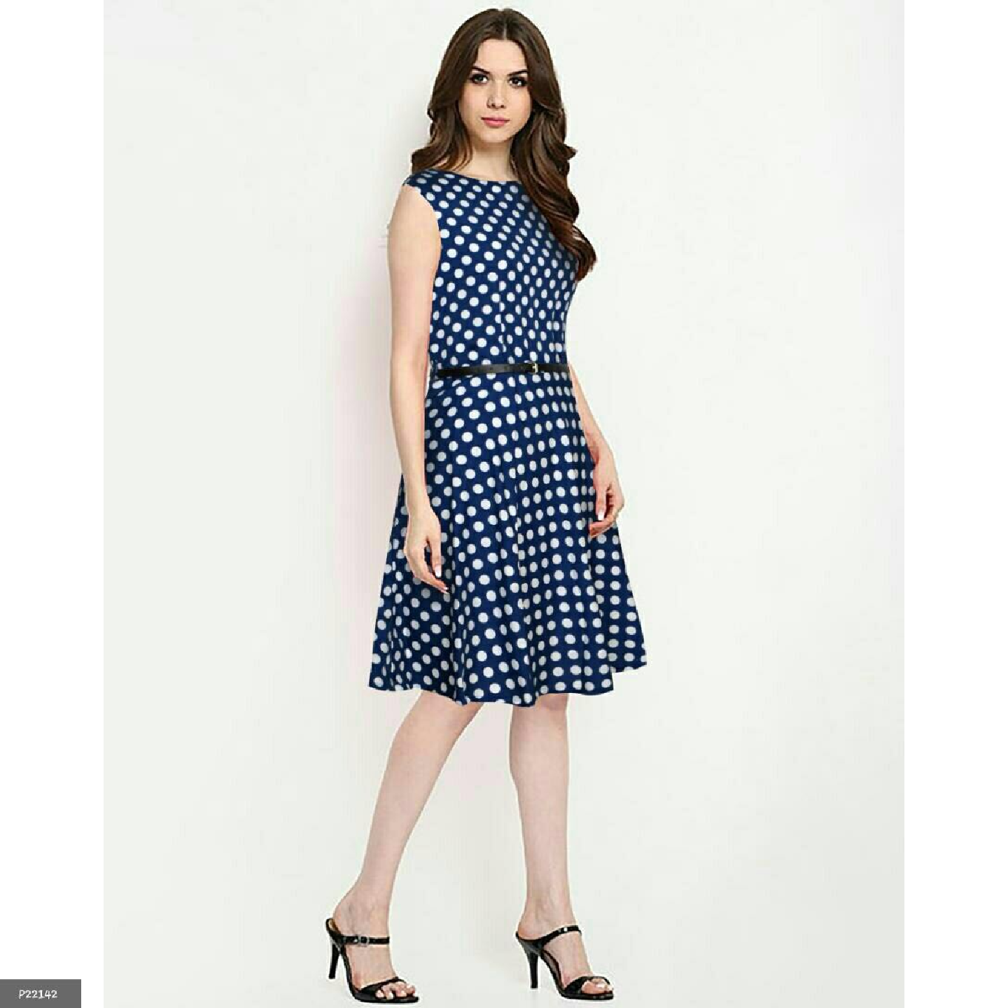Valentine's Day Collection ! Trendy American Crepe Dresses for women !