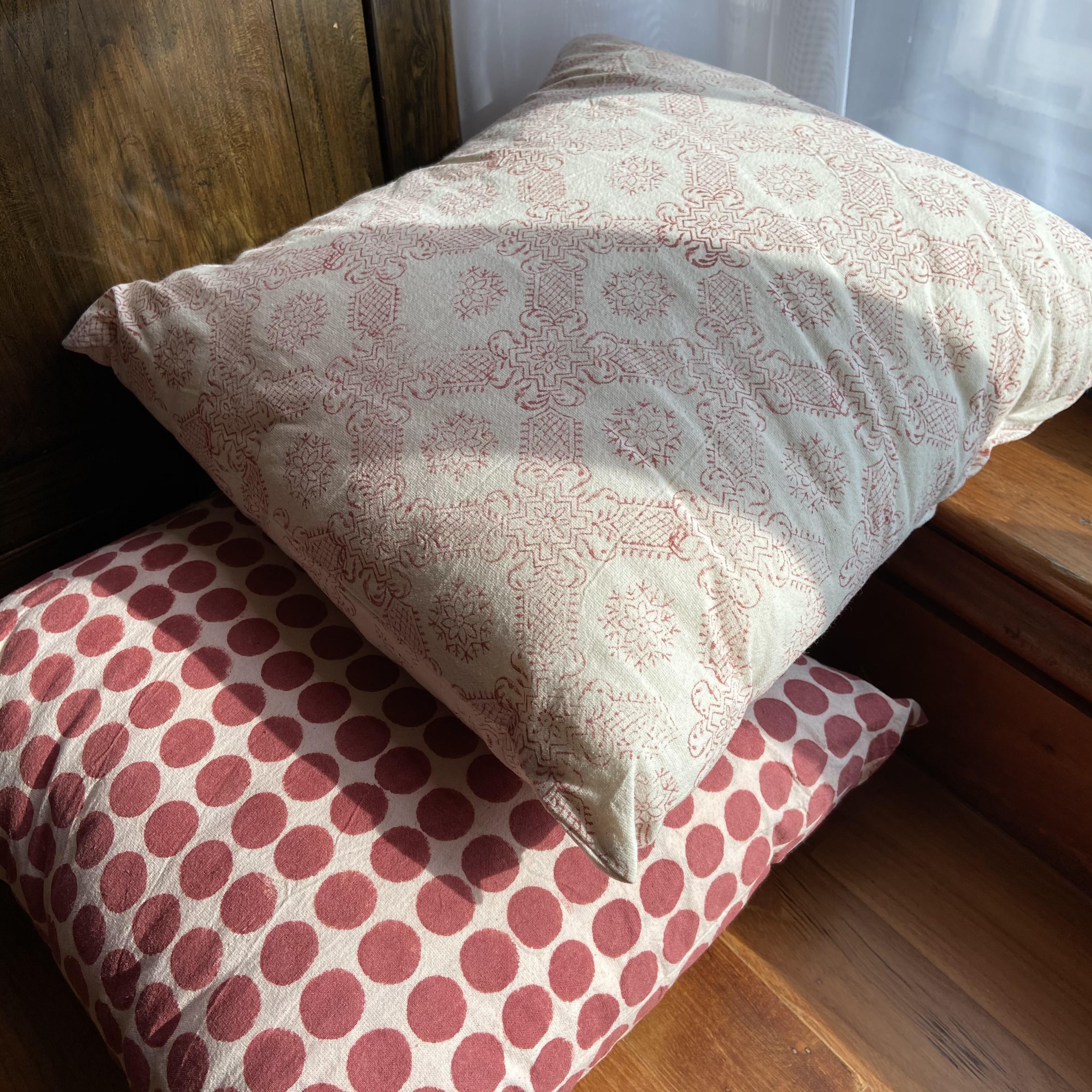 Kalamkari Cushions Overall Design