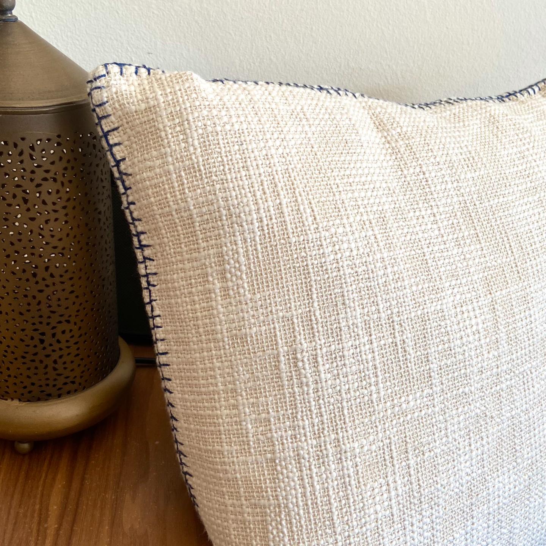 Handloom cushions