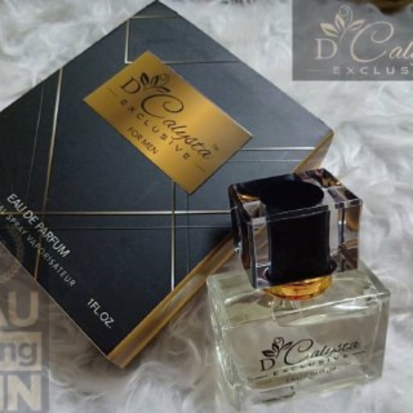 Dcalysta Exclusive Perfume For HIM (2 Bottles)