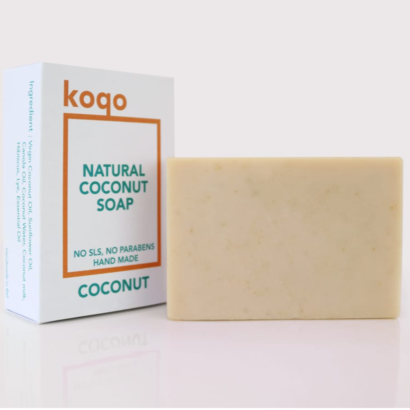 Natural Handmade Coconut Soap