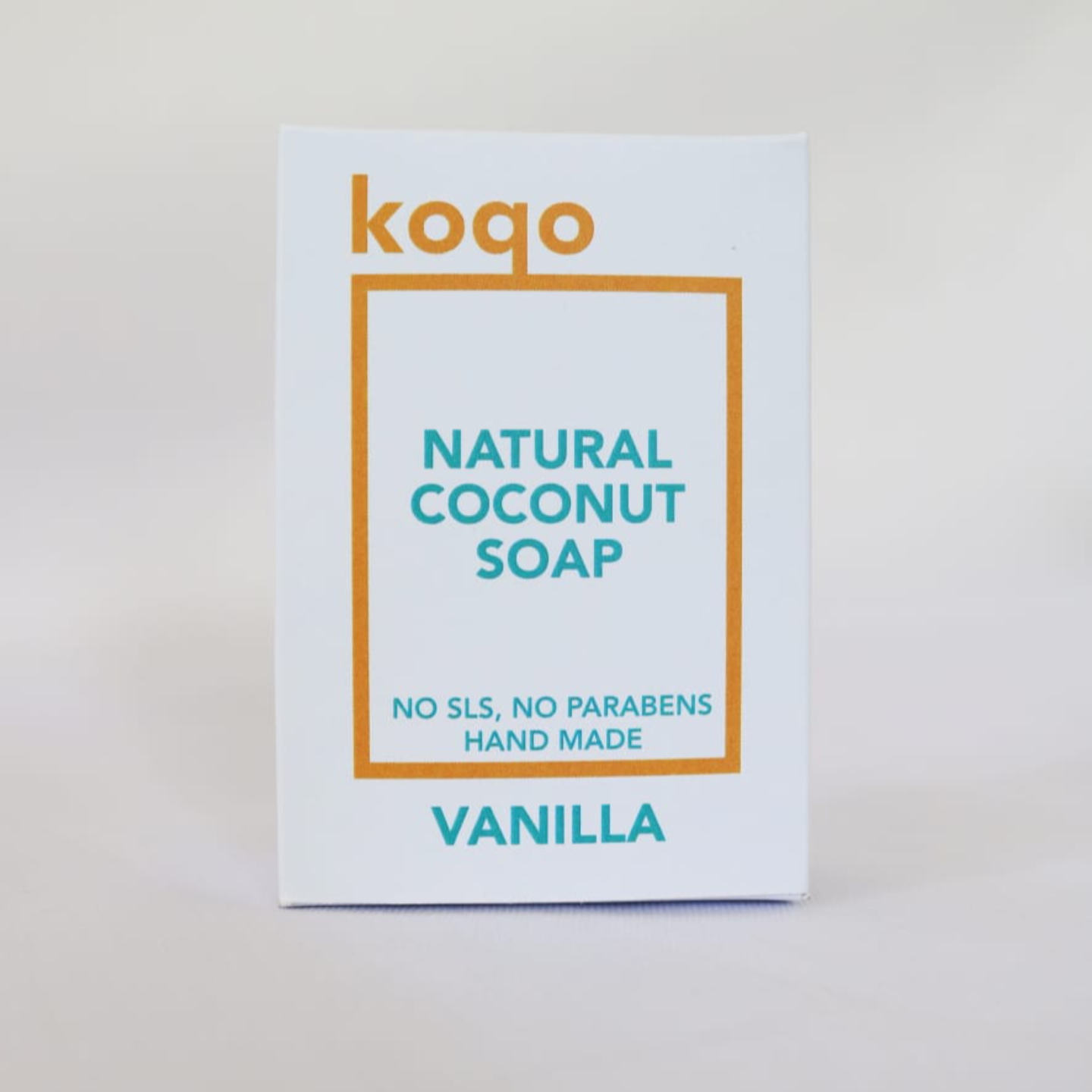 Natural Vanilla Coconut Soap