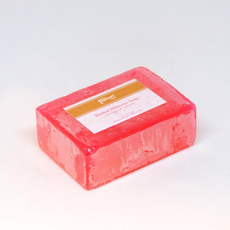 TPS Herbal Hibiscus Soap 125g