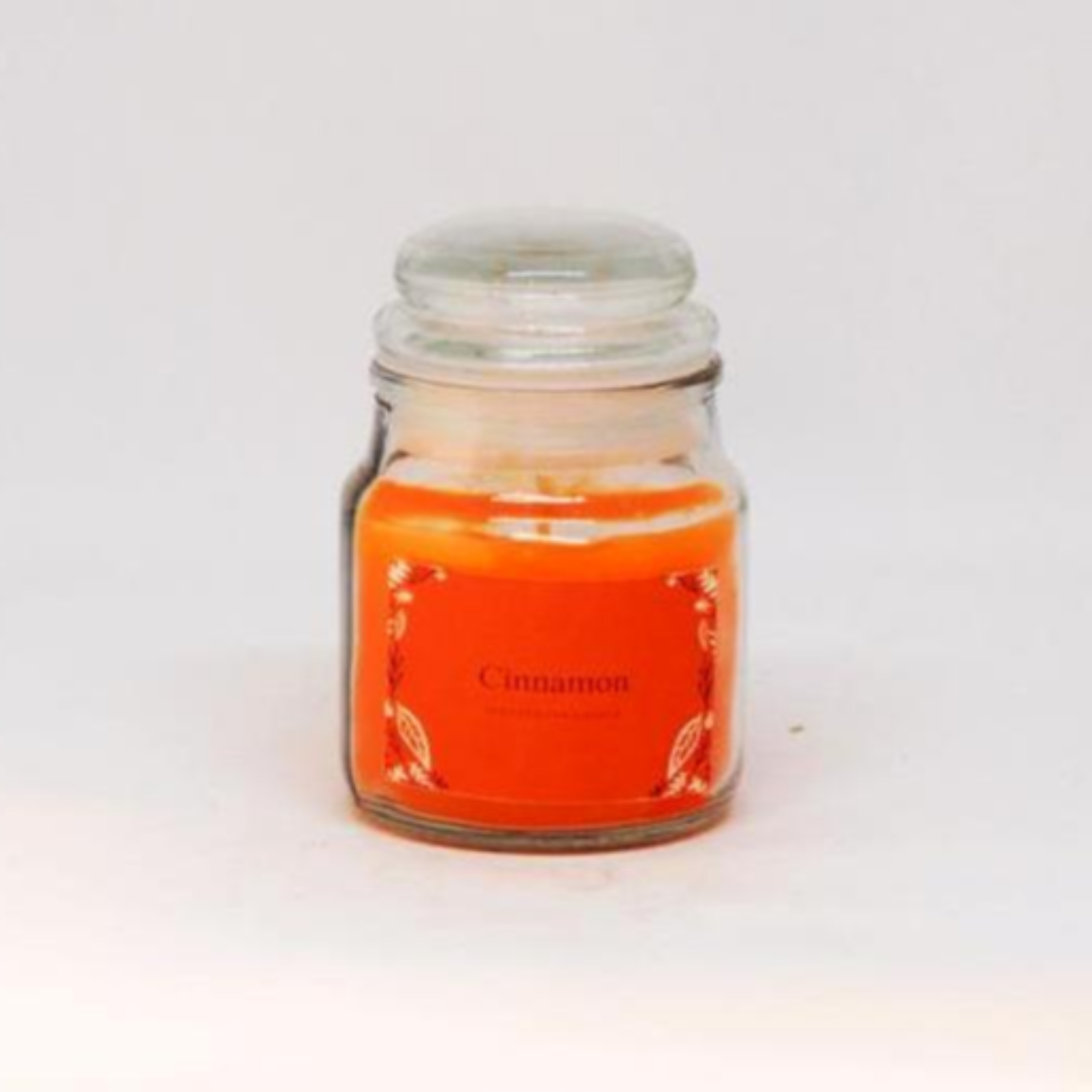 Scented Jar Candle - Cinnamon