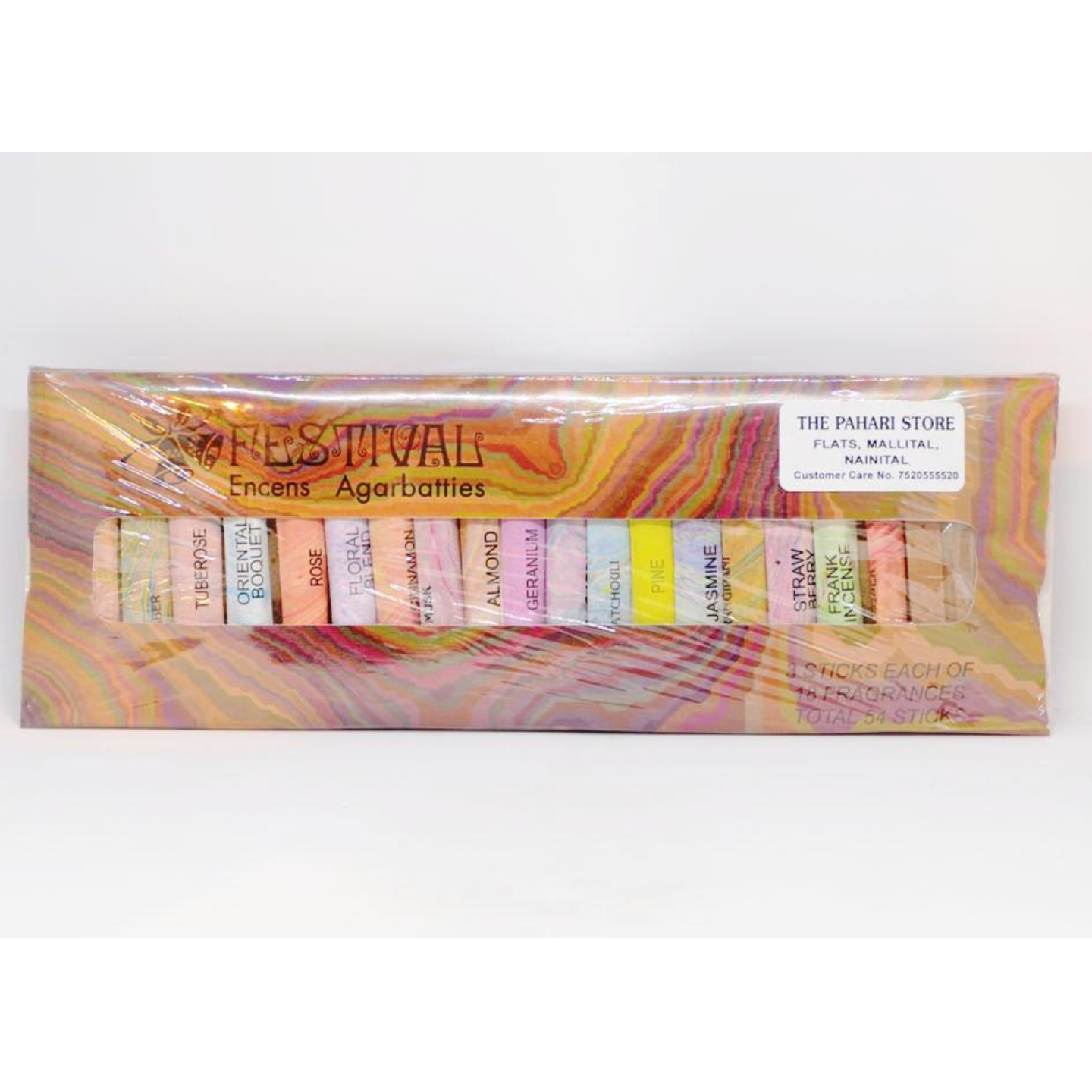 Mini Festival Incense