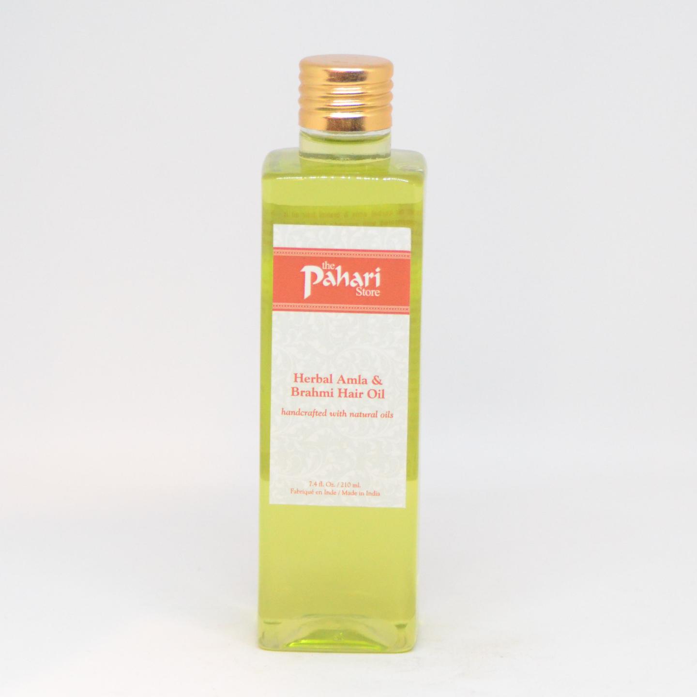 Herbal Amla & Bramhi Hair Oil 210ml