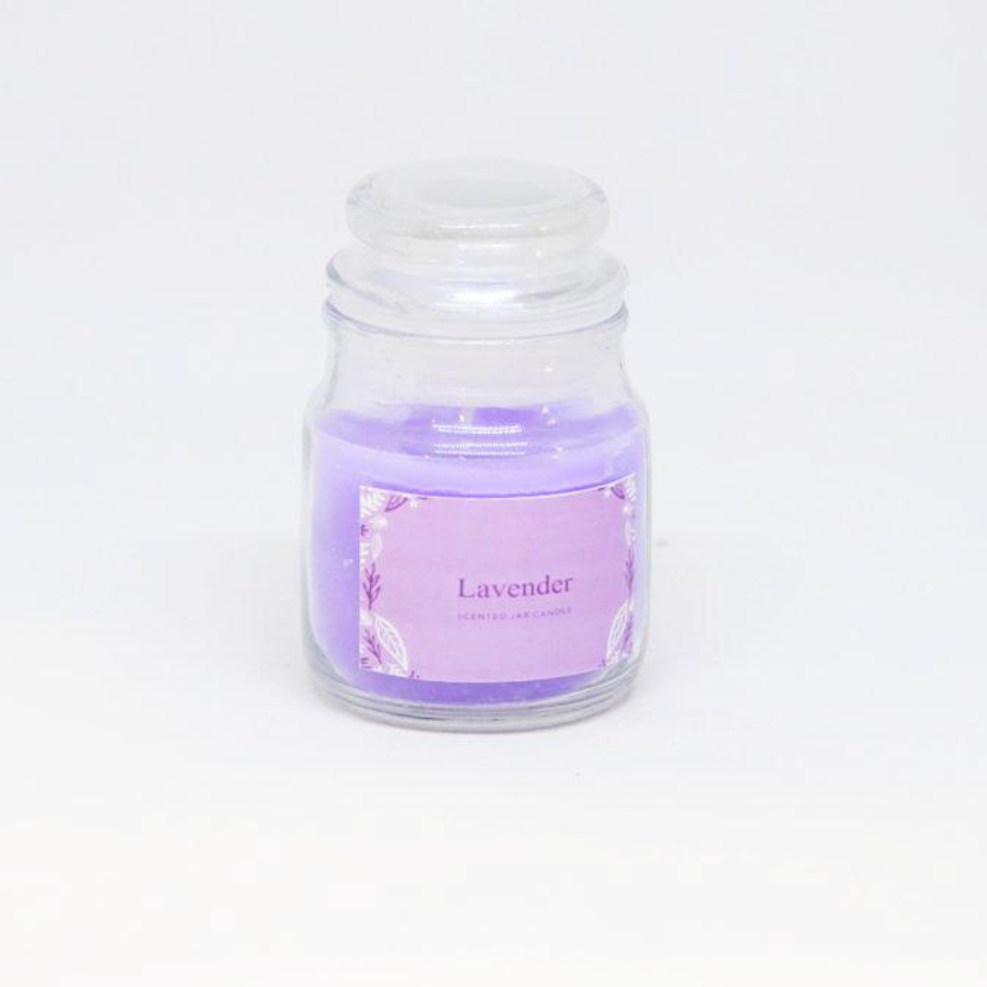 Scented Jar Candle - Lavender