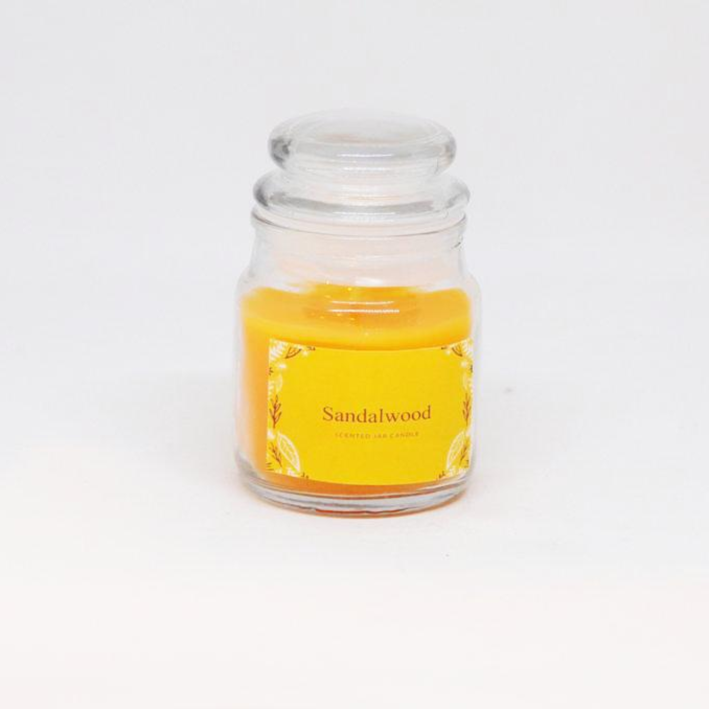 Scented Jar Candle - Sandalwood
