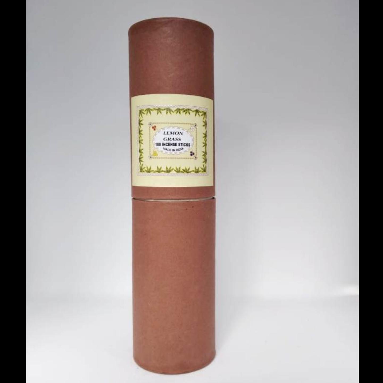 Premium Hand Rolled Incense Sticks - Lemon Grass