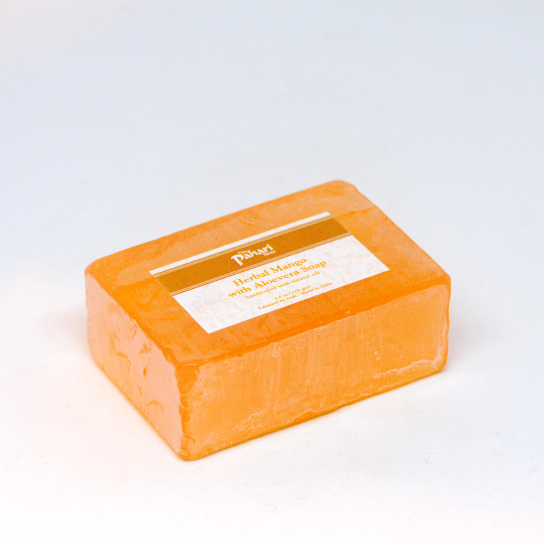 Mango Aloevera Herbal Soap 125g