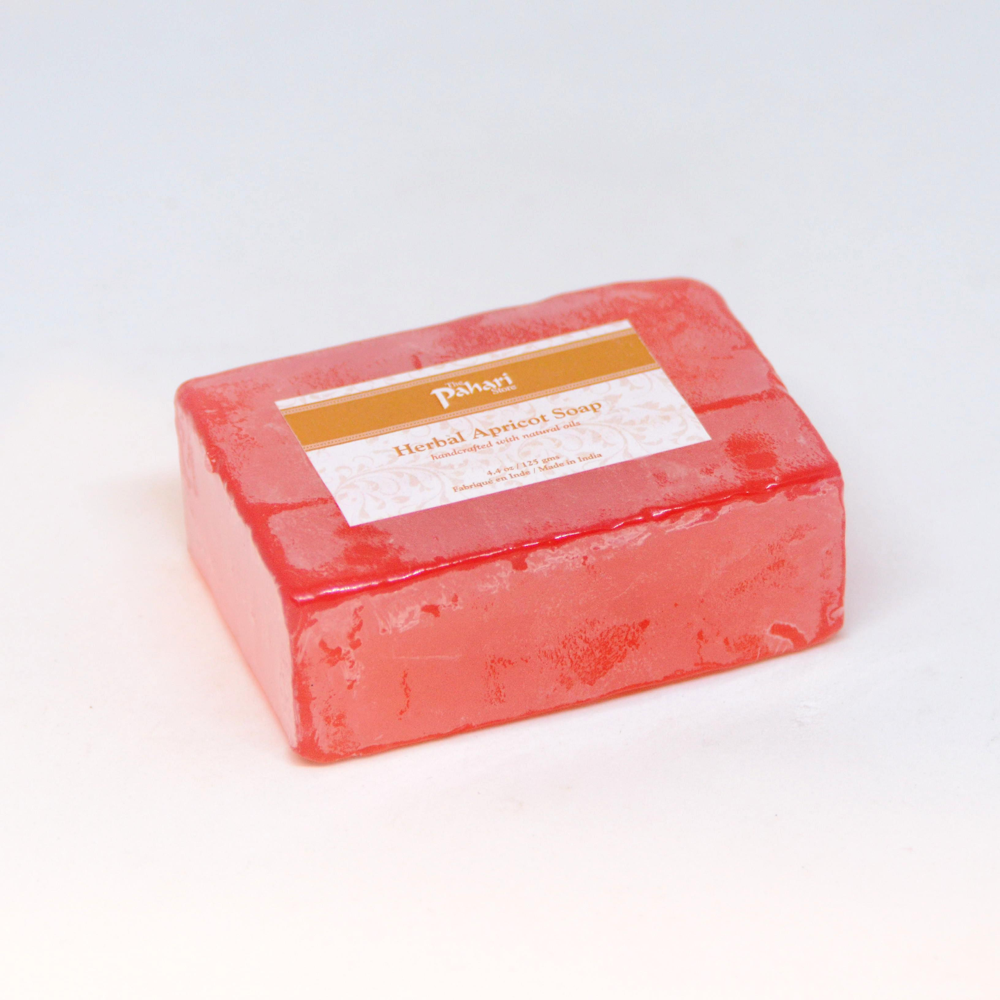 Apricot Herbal Soap 125gm