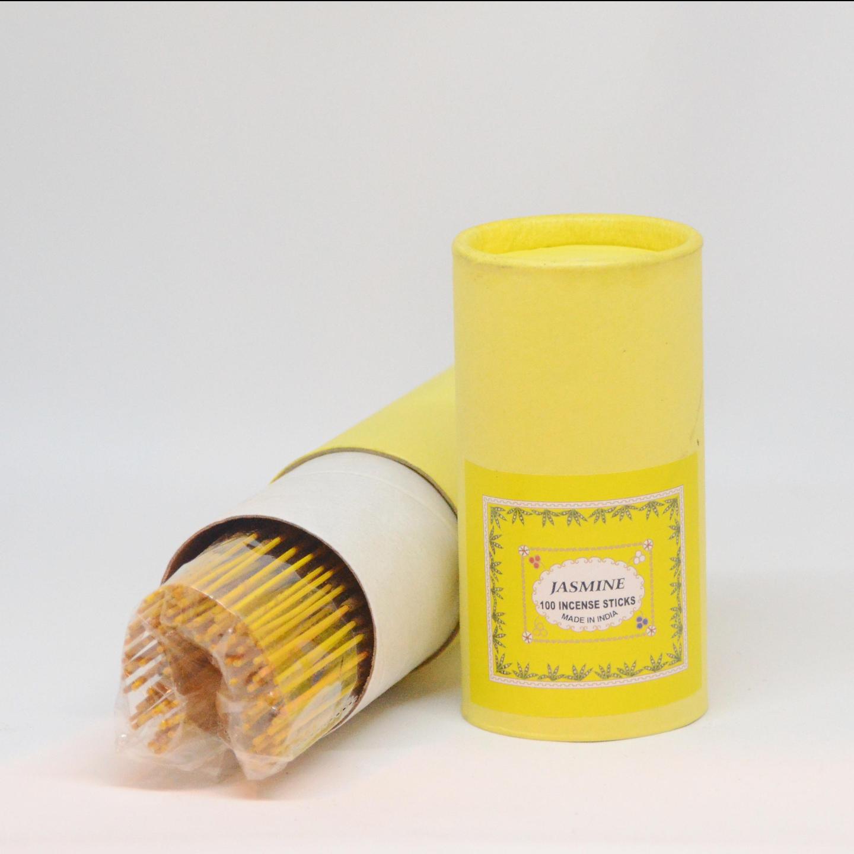 Premium Hand Rolled Incense Sticks - Jasmine